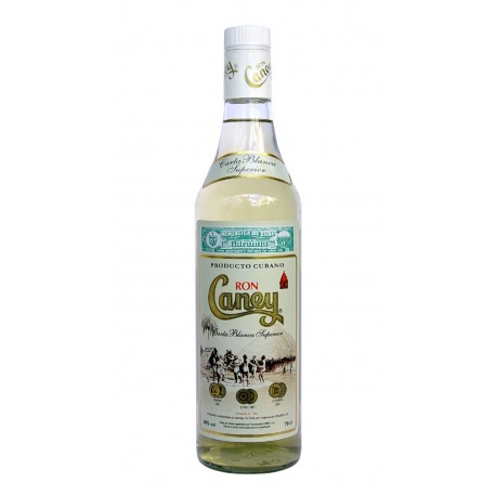Rhum Ron Caney Carta Blanca